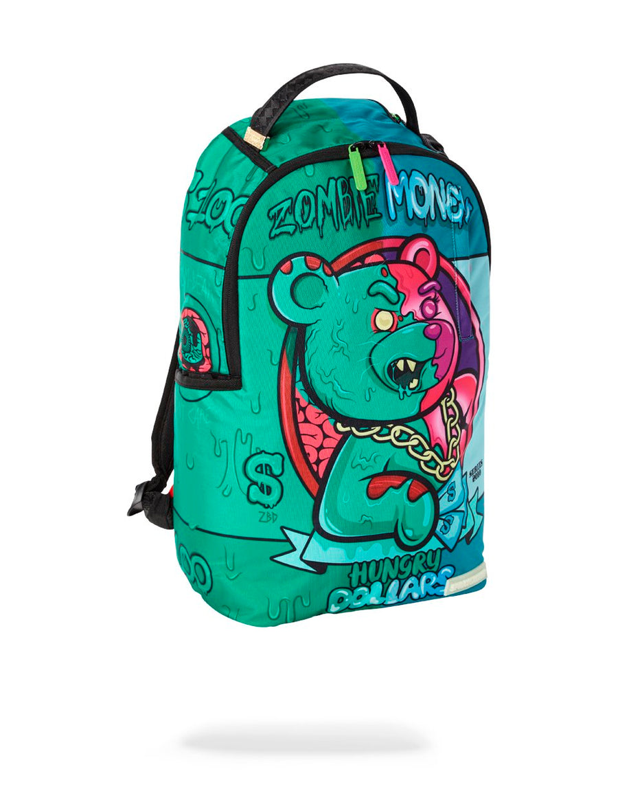 SPRAYGROUND- HUNGRY DOLLARS BACKPACK BACKPACK