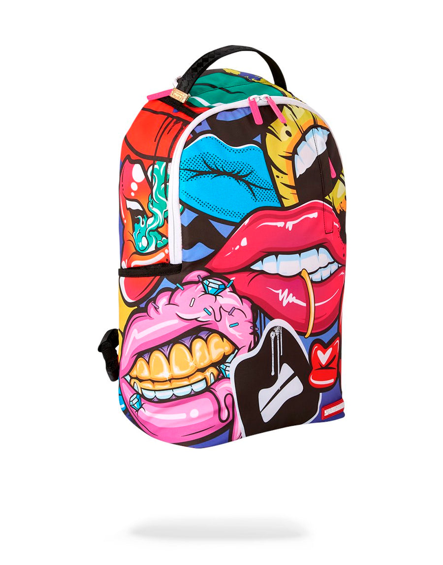 SPRAYGROUND- LIP SERVICE BACKPACK BACKPACK