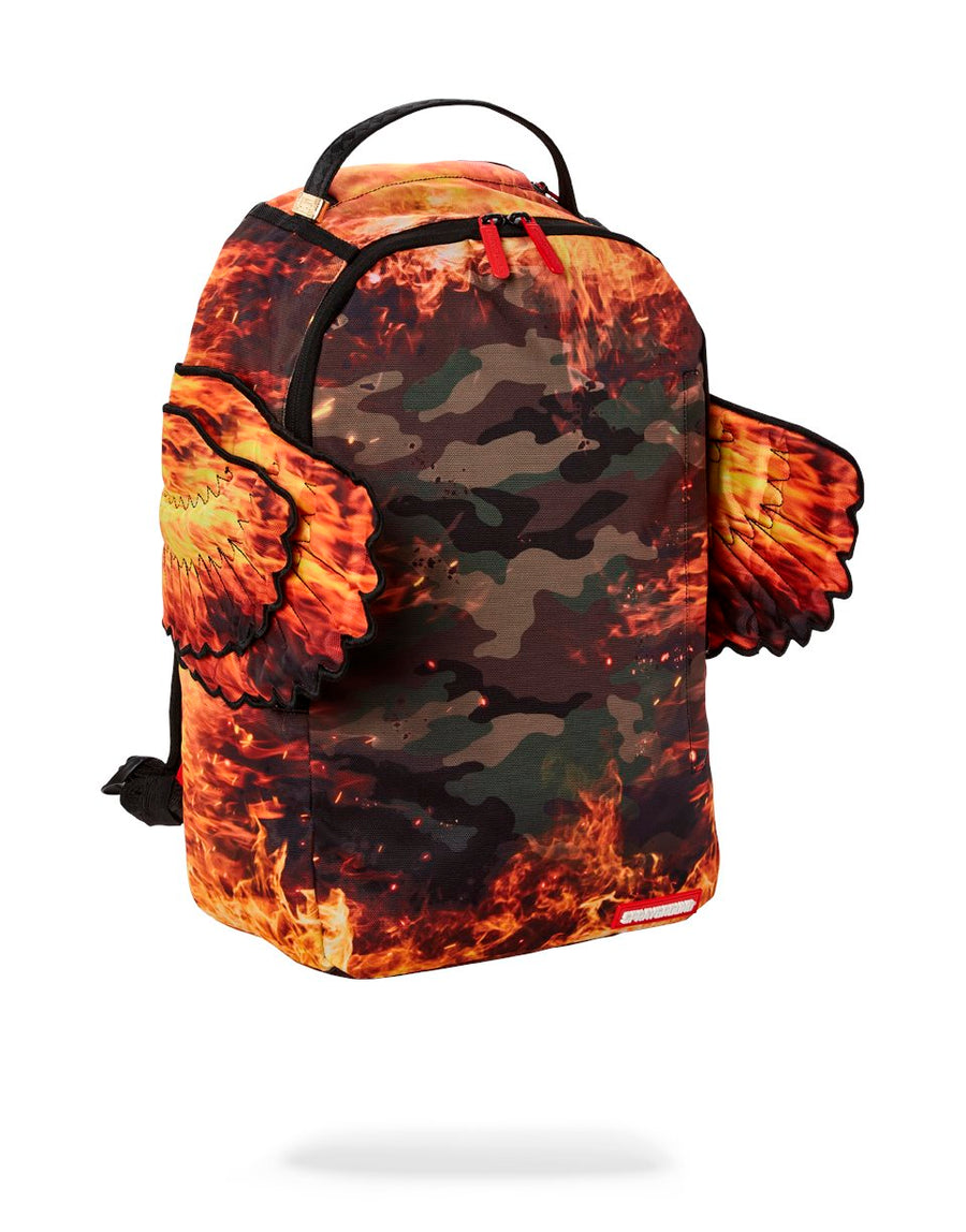 SPRAYGROUND- PYRO BACKPACK BACKPACK