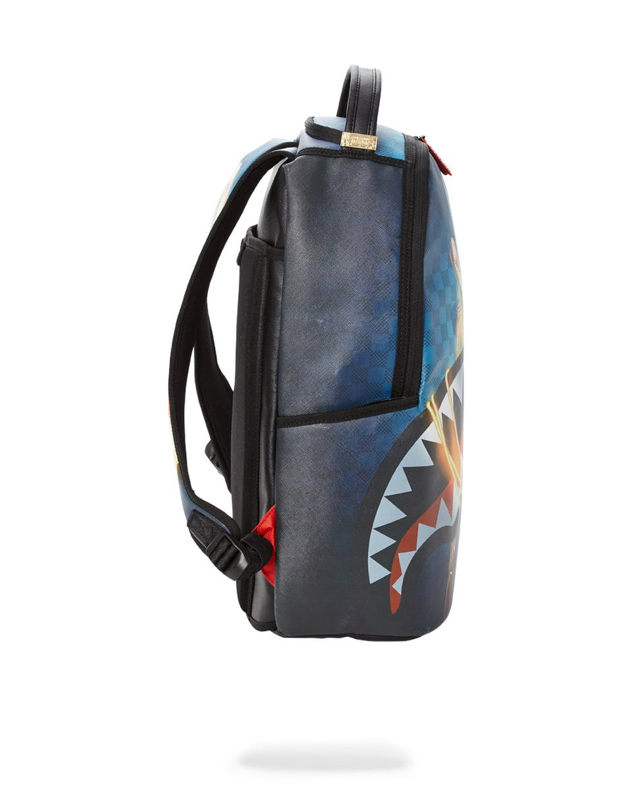 SPRAYGROUND- WONDER WOMAN: LASSO SHARK BACKPACK BACKPACK