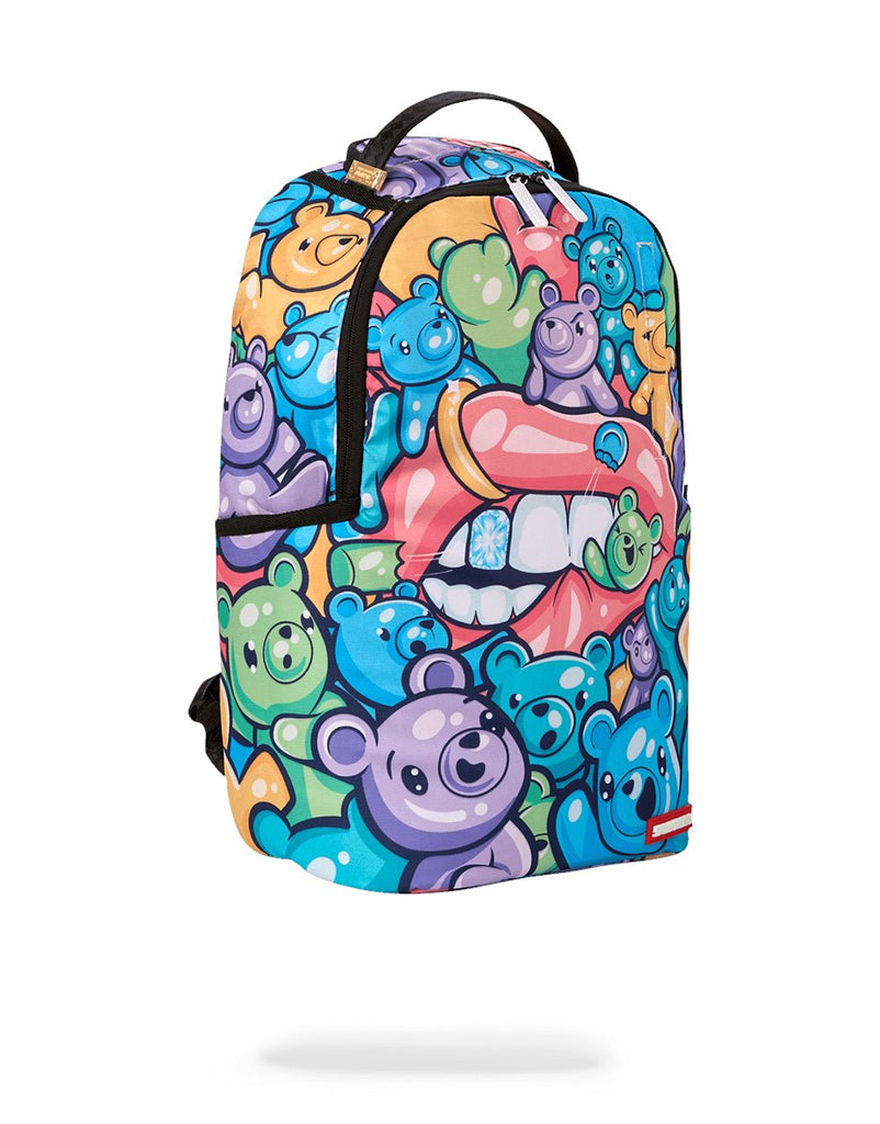 YUMMY GUMMY LIPS BACKPACK
