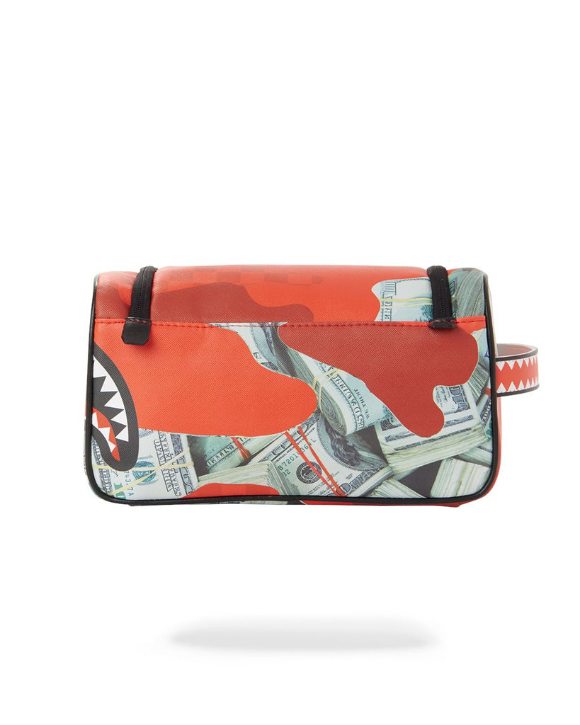 PANIC ATTACK TOILETRY BAG
