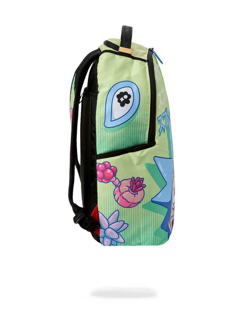 RICK AND MORTY LOOK AT ME BACKPACK