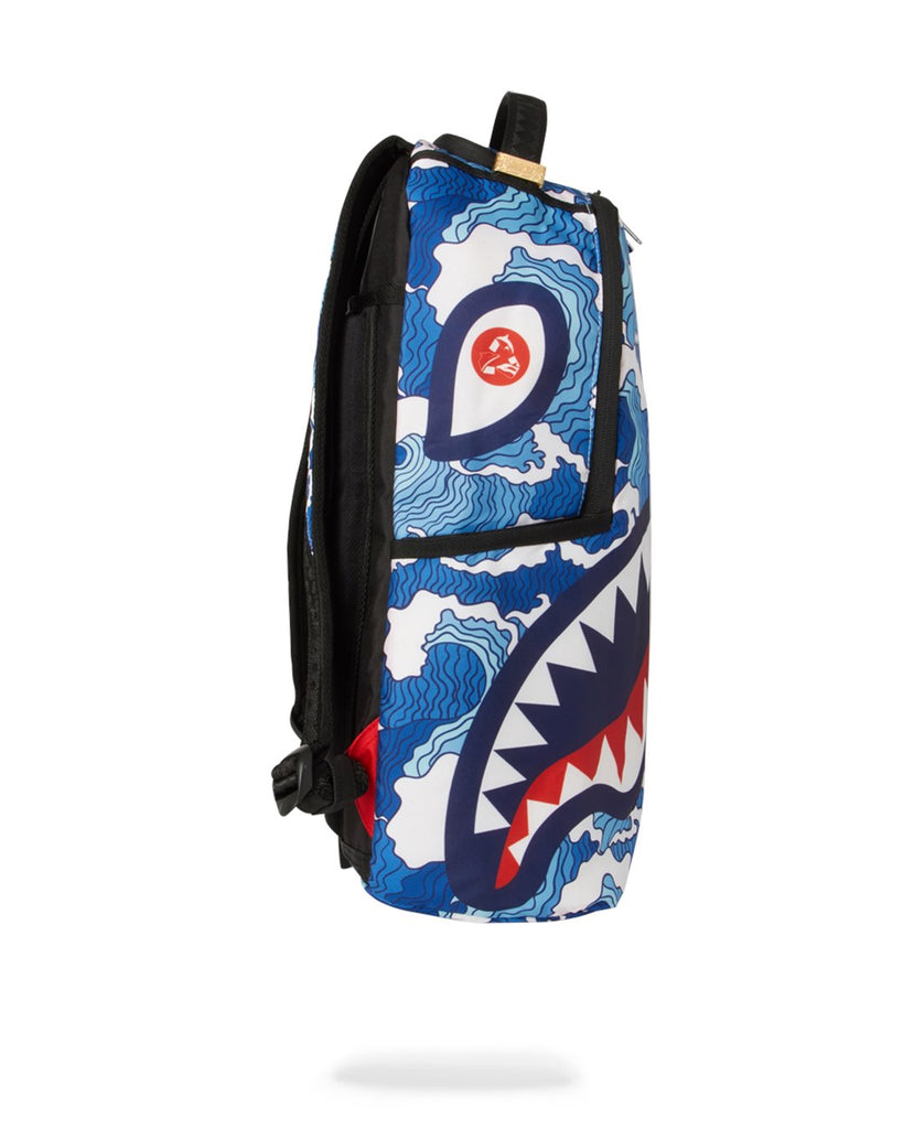 SHARK WAVE  BACKPACK