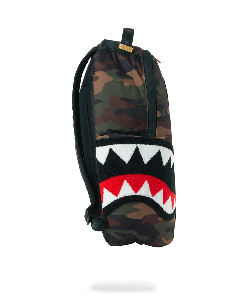 TORPEDO SHARK (CAMO) BACKPACK