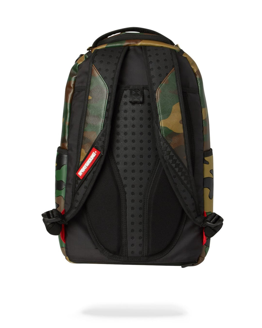 BODYGUARD (CAMO) BACKPACK