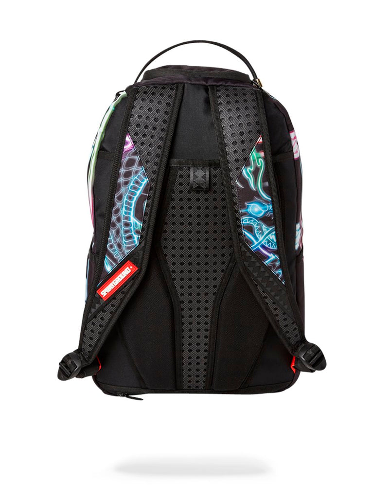 NEON DRAGON BACKPACK