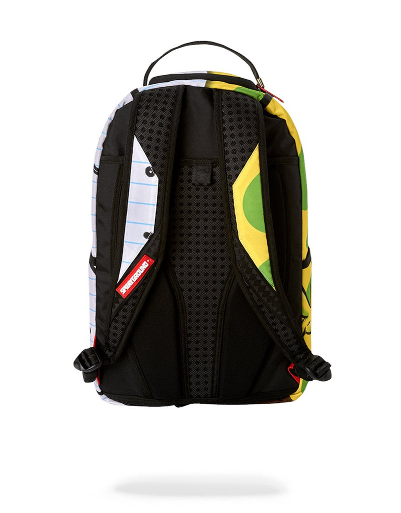 SPONGDOODLE BOB BACKPACK