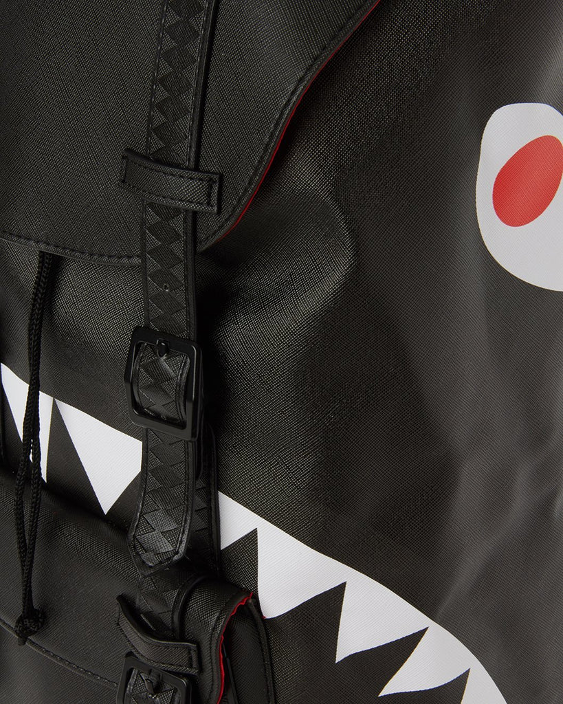 THE BLACK OUT SHARK HILLS BACKPACK