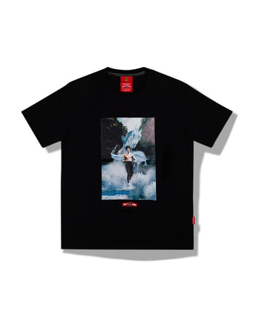 BRUCE LEE WATER T-SHIRT