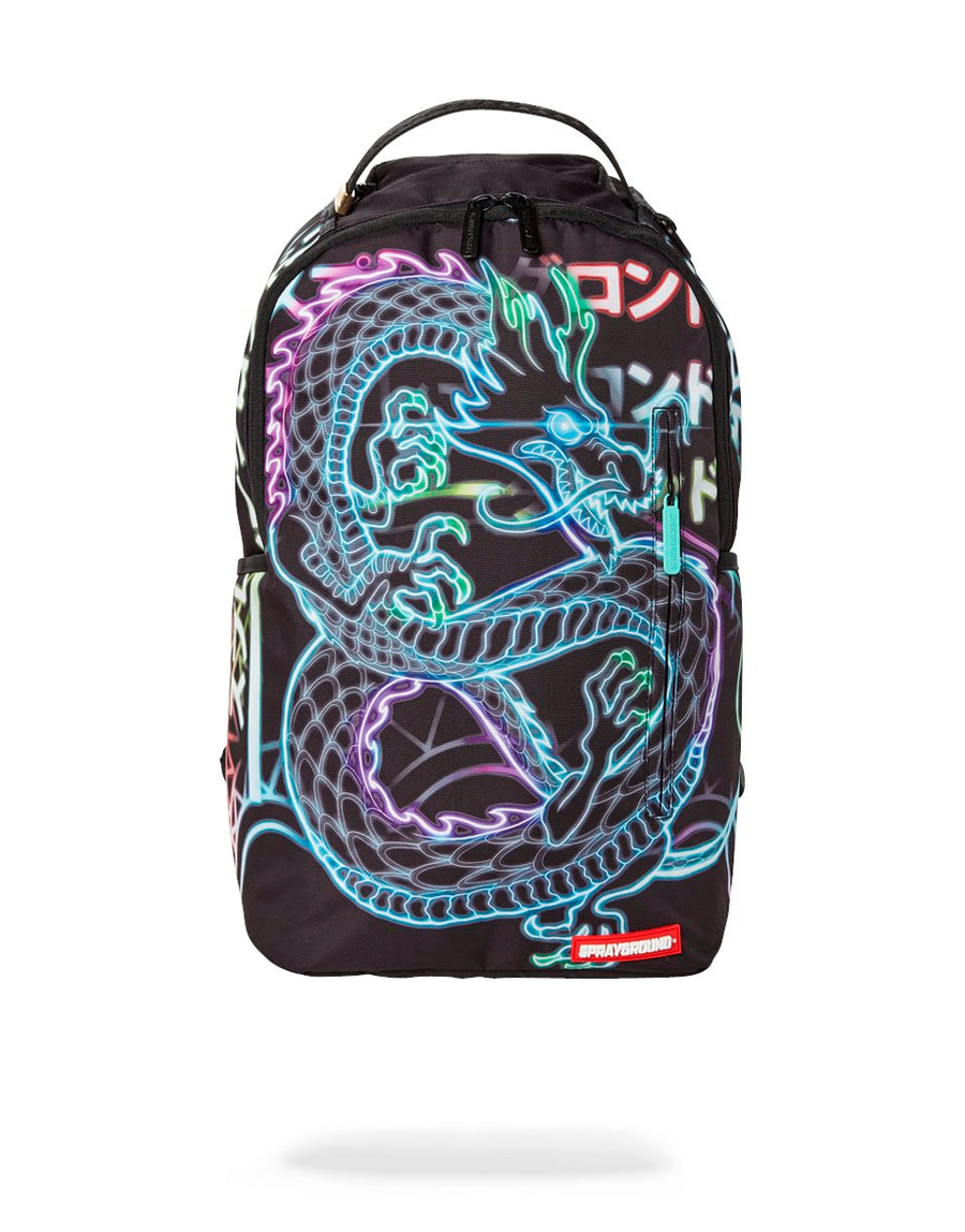 SPRAYGROUND- NEON DRAGON BACKPACK BACKPACK