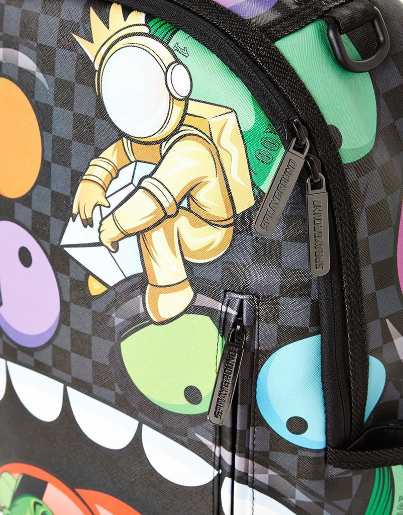 SPRAYGROUND- MAD SHARK BACKPACK