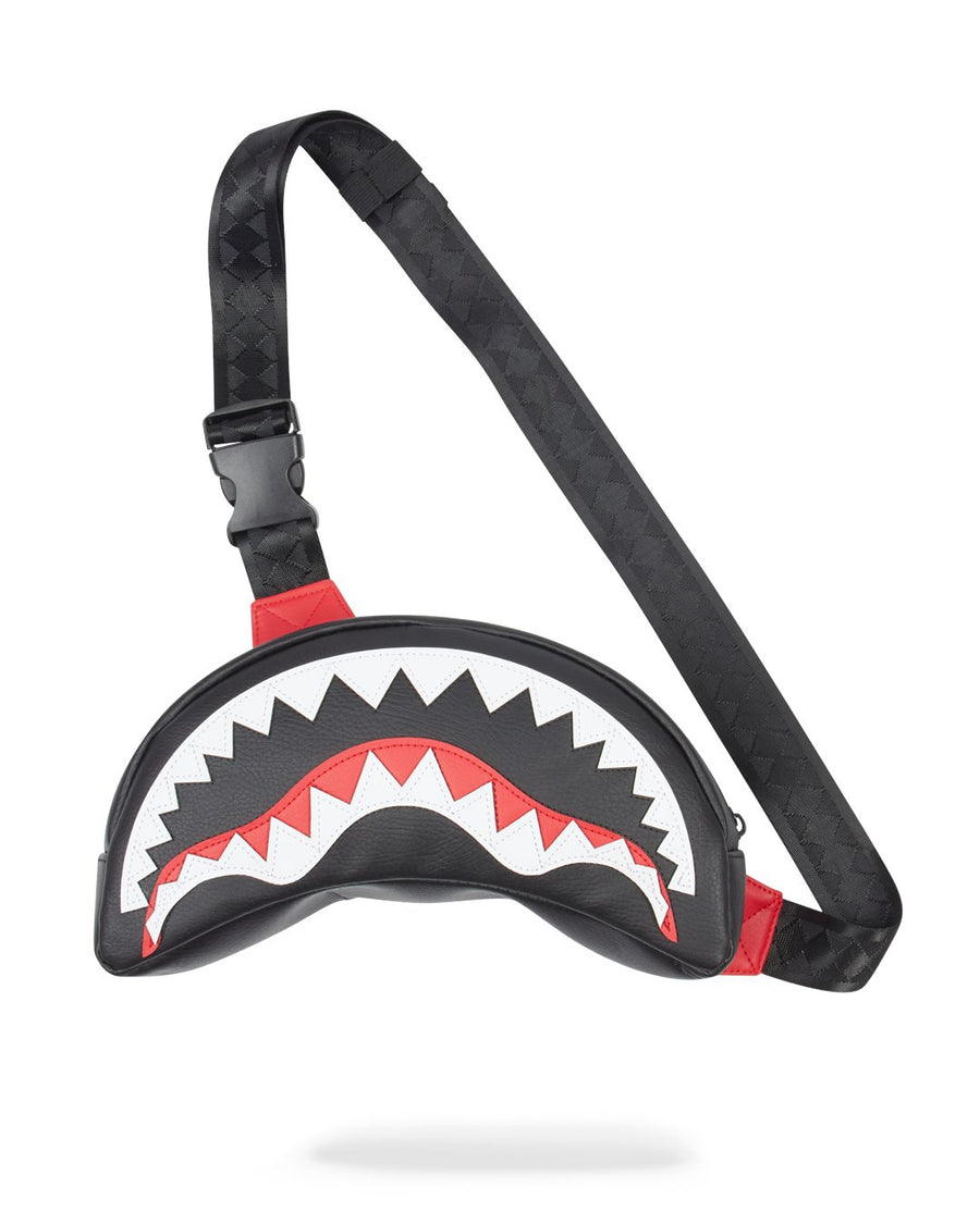 SPRAYGROUND- SHARK CROSS BODY CROSSBODY