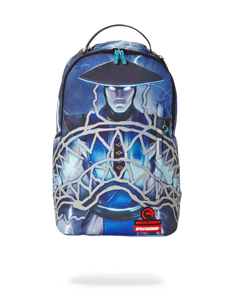 MORTAL KOMBAT RAIDEN SHARKMOUTH BACKPACK