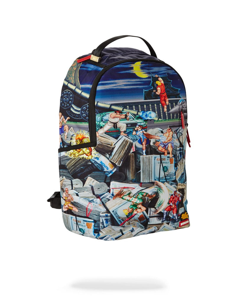 STREET FIGHTER  BACK PACK