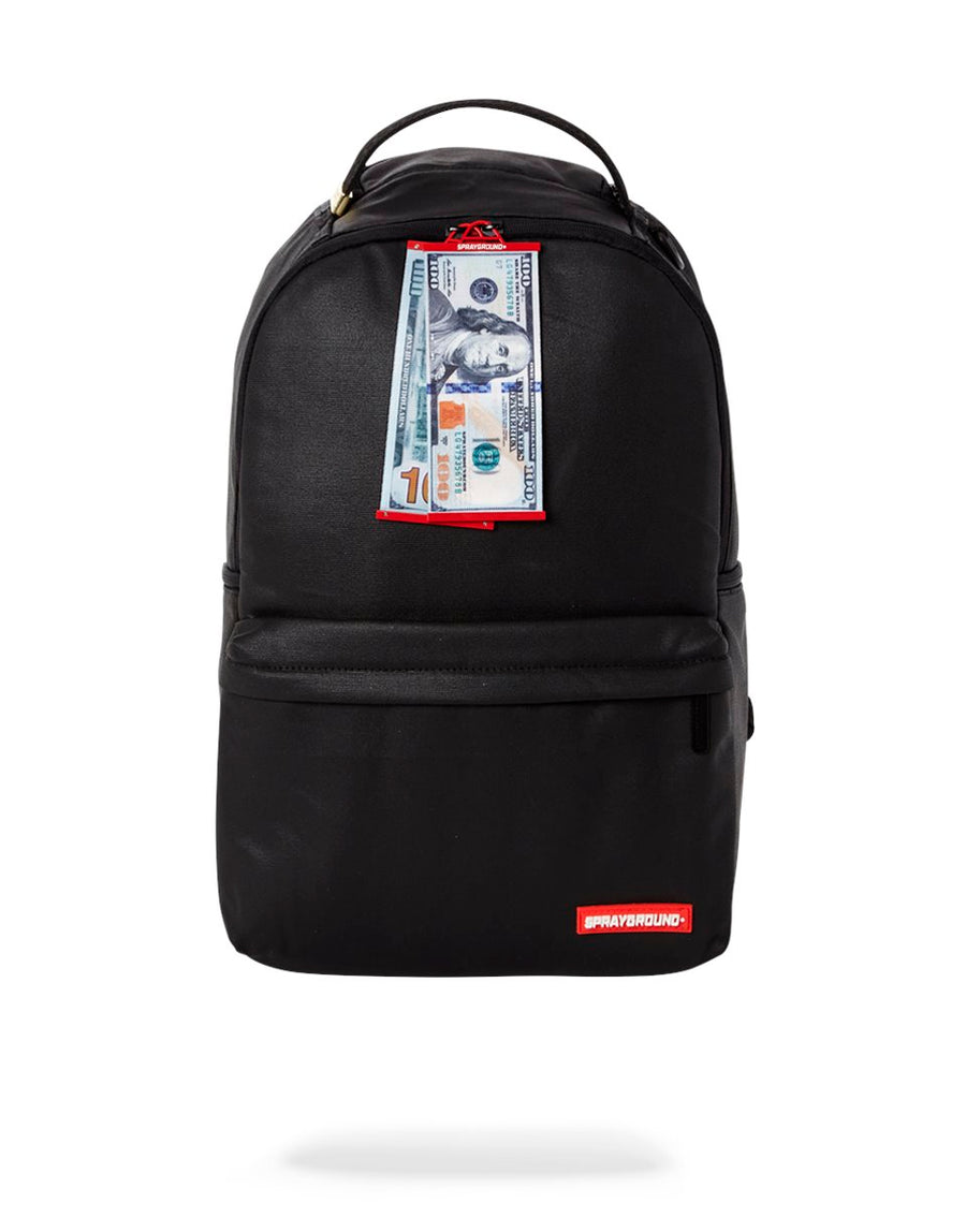 SPRAYGROUND- MONEY PULLEY BACKPACK BACKPACK