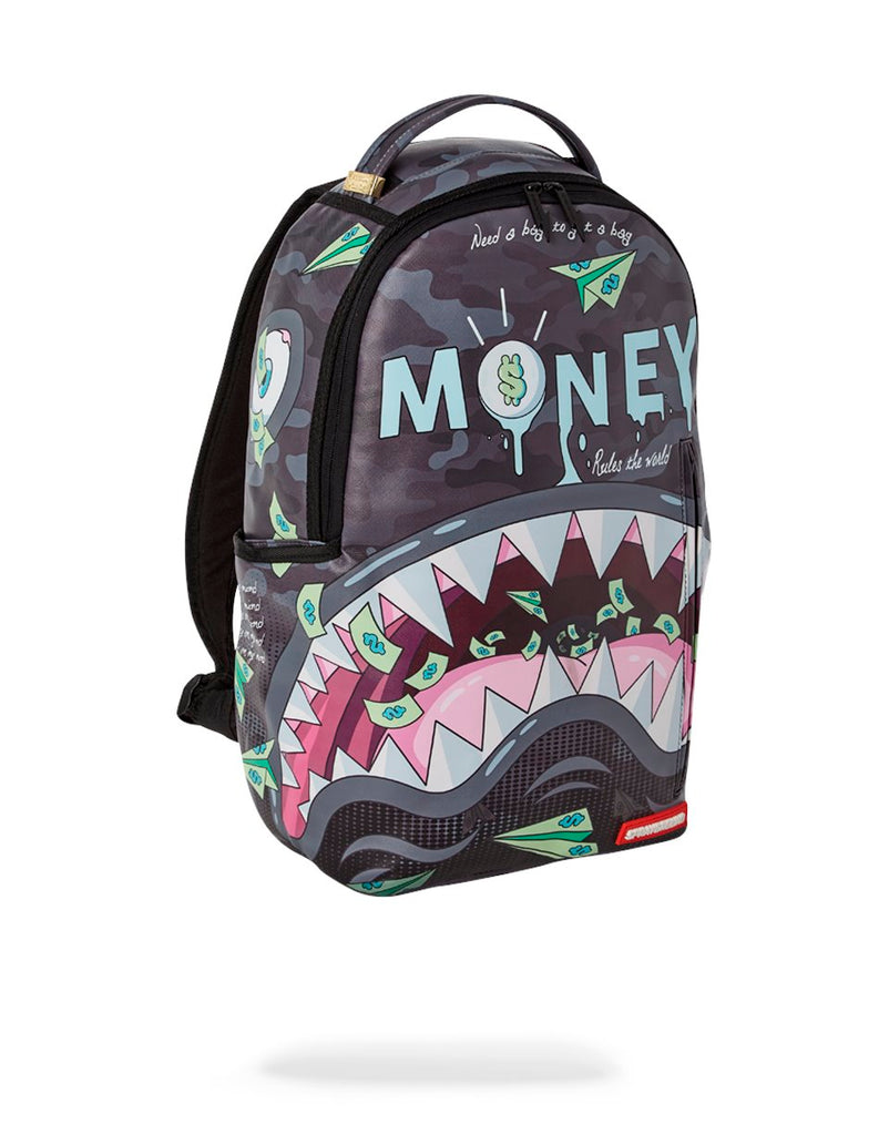 MONEY MONSTER BACKPACK