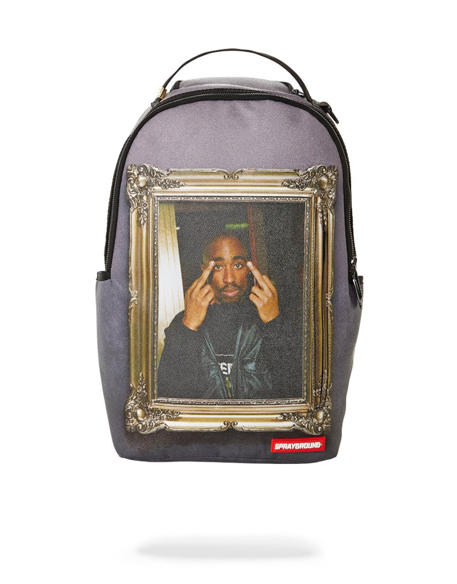 TUPAC GOLDEN BOY BACKPACK
