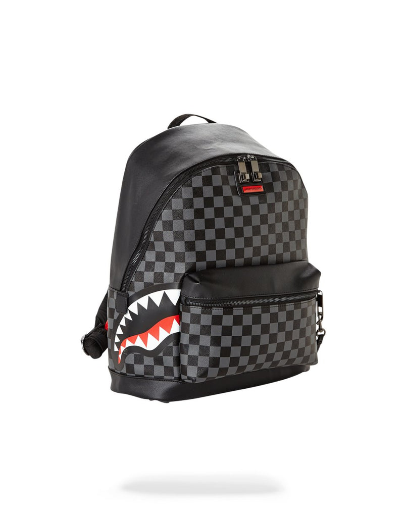 GREY SIDE SHARKS IN PARIS BACKPACK