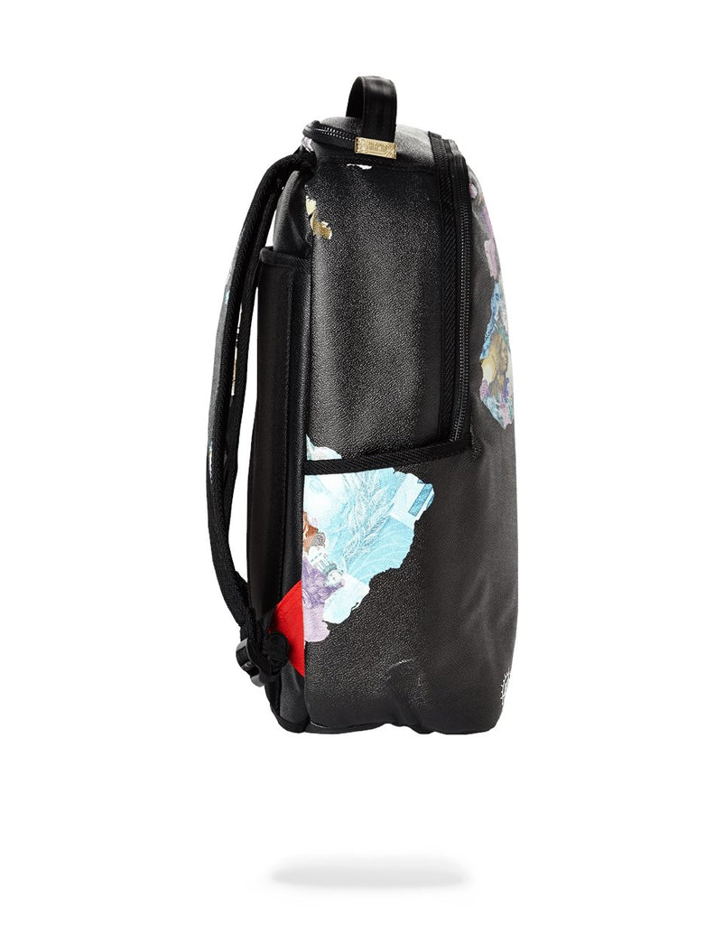 SPRAYGROUND- AFRICURRENCY BACKPACK