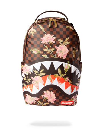 SPRAYGROUND- SHARK FLOWER BACKPACK BACKPACK