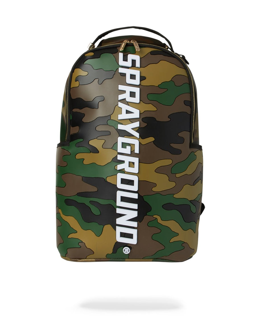 SPRAYGROUND- BODYGUARD (CAMO) BACKPACK BACKPACK