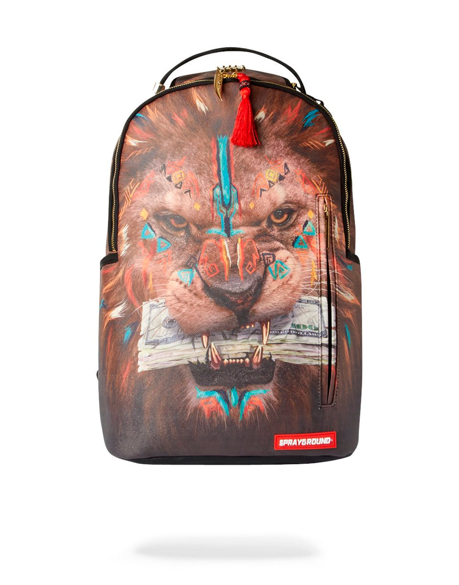 SPRAYGROUND- AI CEO LION BACKPACK BACKPACK