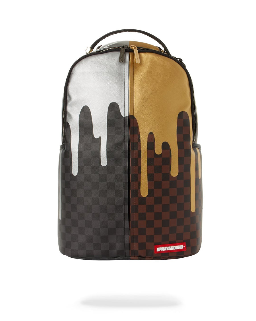 SPRAYGROUND- DOUBLE DRIP BACKPACK BACKPACK