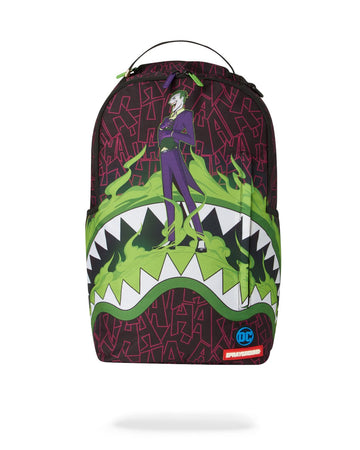 SPRAYGROUND- THE JOKER: WHY SO SERIOUS BACKPACK BACKPACK