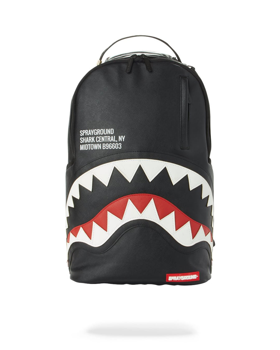 SPRAYGROUND- AFROJACK BLACK 2.0 BACKPACK BACKPACK