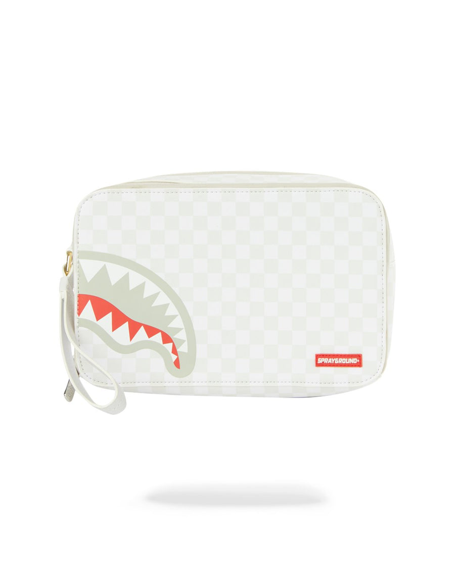 SPRAYGROUND- MEAN & CLEAN TOILETRY BAG TOILETRY BAG