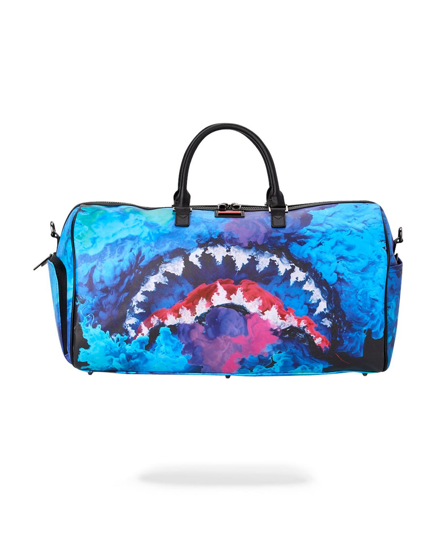 SPRAYGROUND- COLOR DRIP DUFFLE DUFFLE