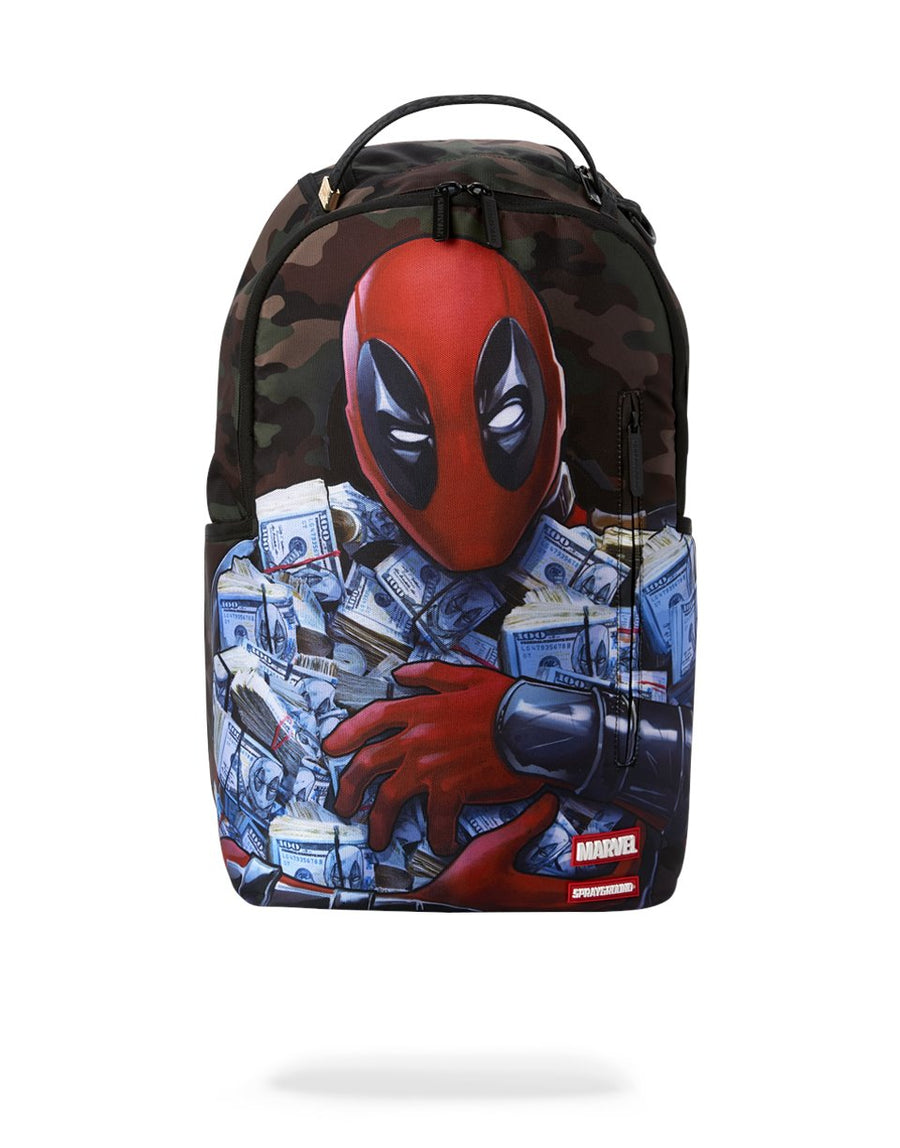 SPRAYGROUND- DEADPOOL: MONEY BOY BACKPACK BACKPACK