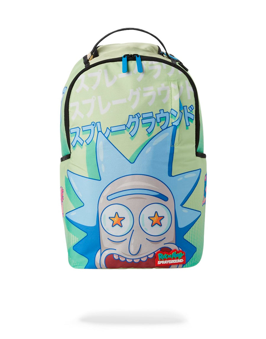 SPRAYGROUND- RICK AND MORTY LOOK AT ME BACKPACK BACKPACK