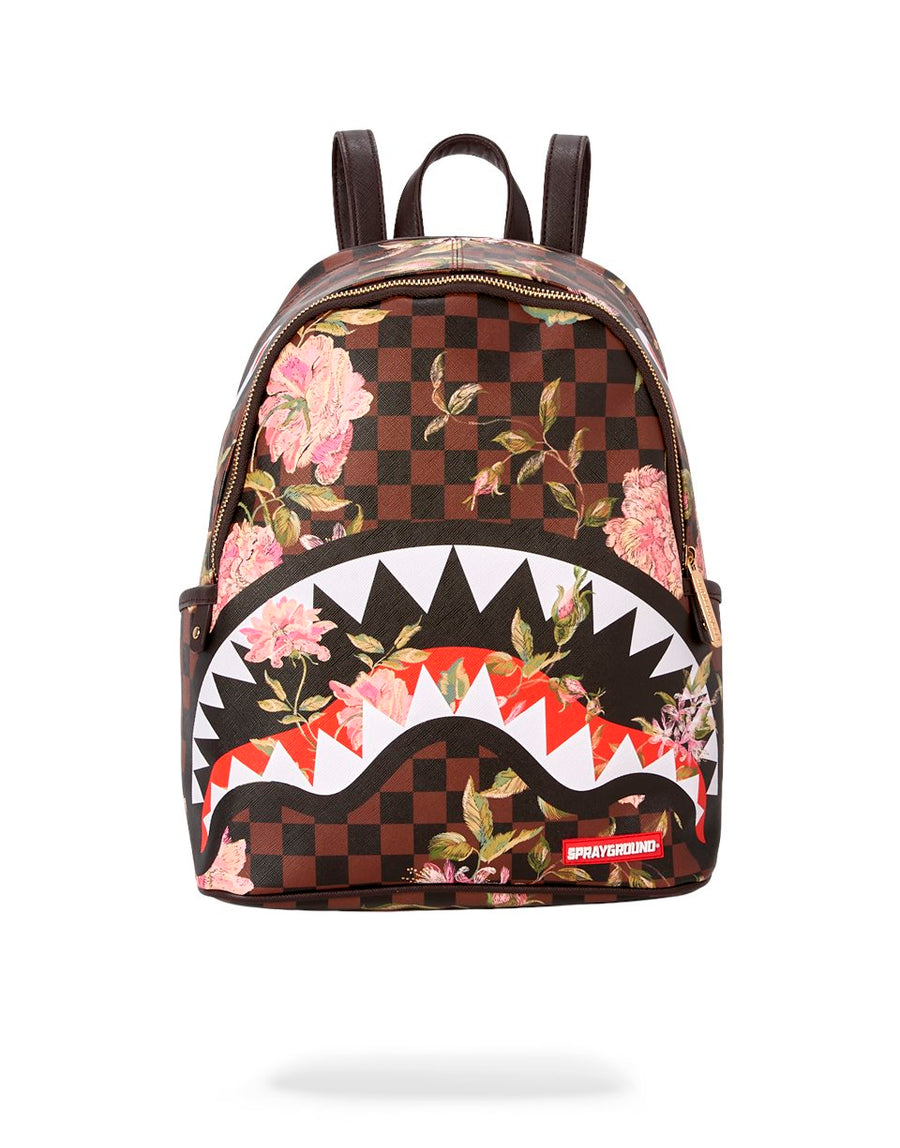 SHARK FLOWER SAVAGE BACKPACK