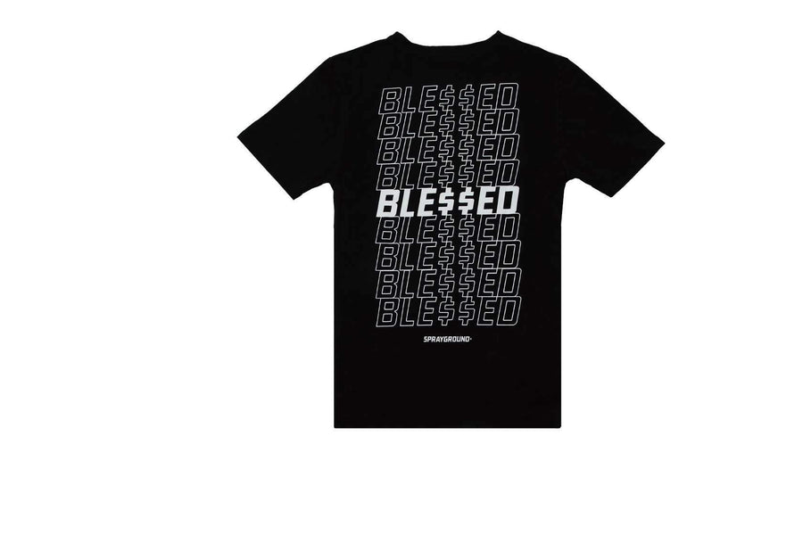 Blessed T- Shirts Black