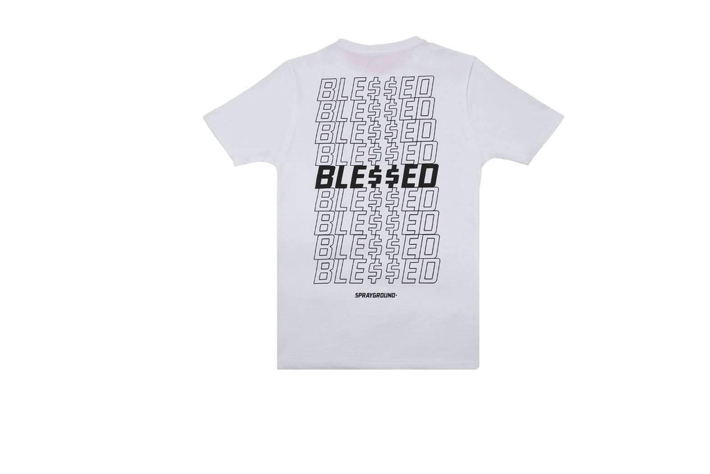 Blessed T- Shirts White