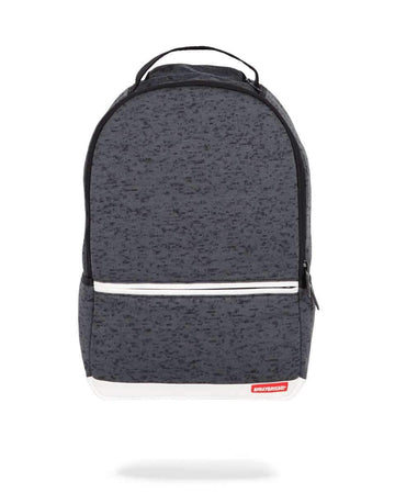 DANRUE & NICK NACK BLACK KNIT BACKPACK