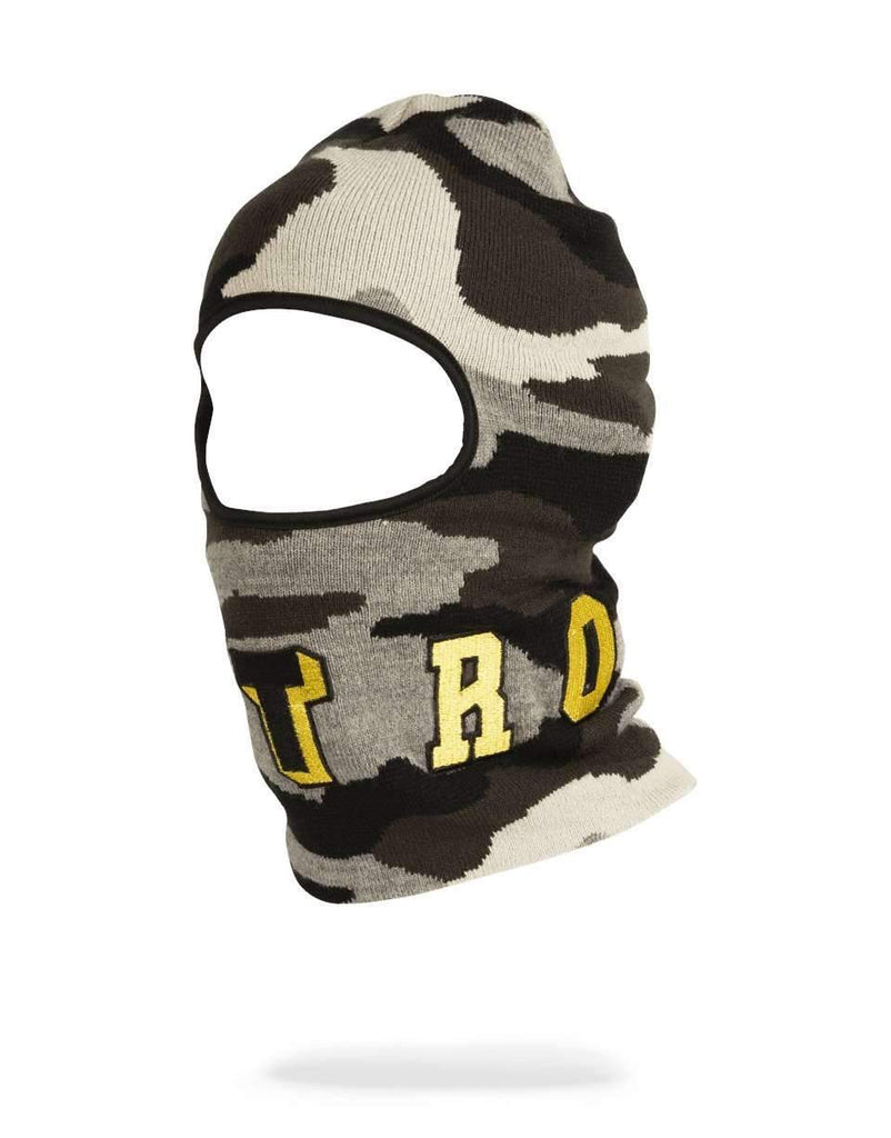DESTROY SKI MASK (GOLD CAMO)