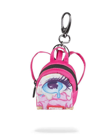 LEFT EYE SCREAM KEYCHAIN