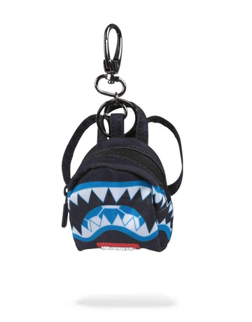 MARCELO BLUE SHARK KEYCHAIN