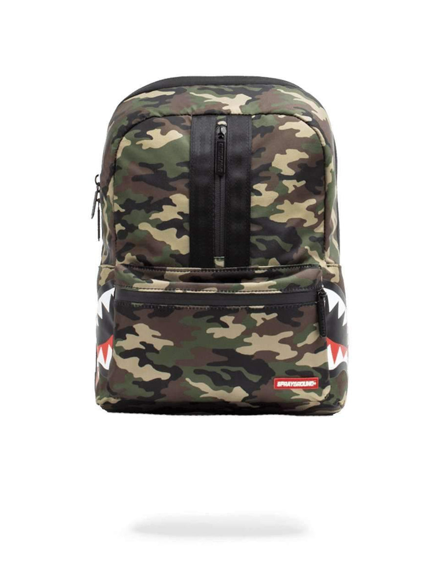 ONE STRAP SIDE SHARK (CAMO)