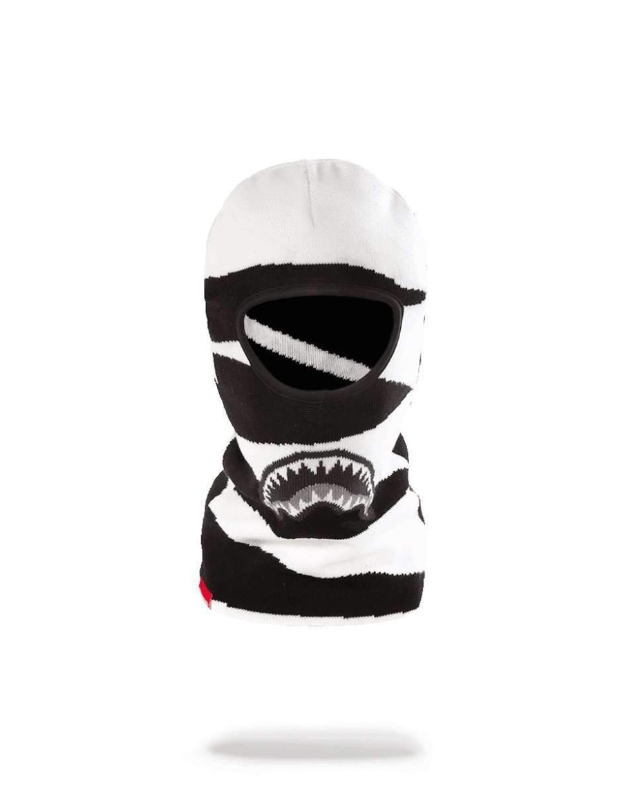PHANTOM SHARK SLASHES SKI MASK
