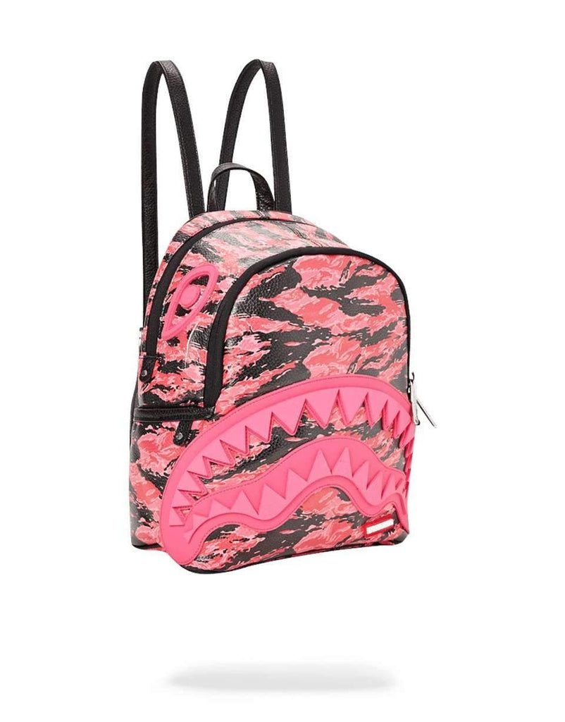 PINK TIGER CAMO SHARKMOUTH MINI
