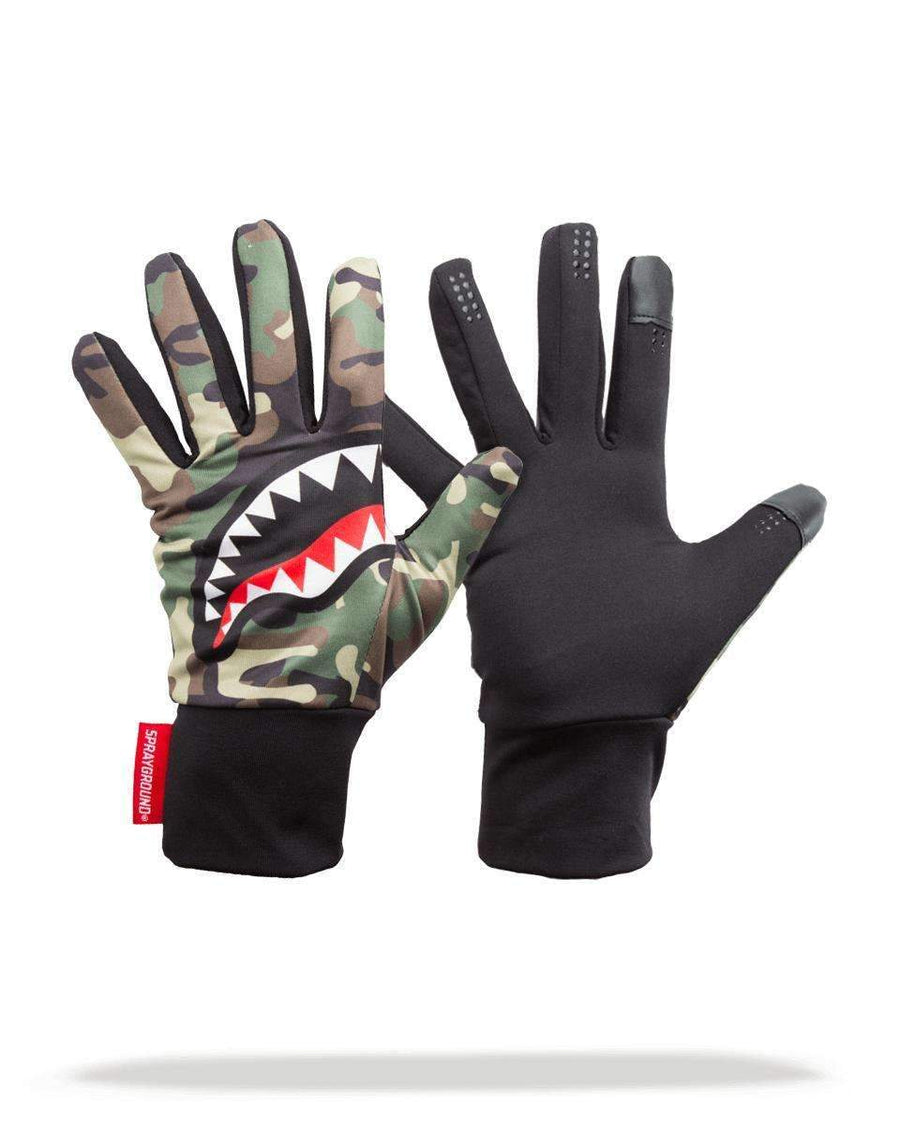 Shark Camo GLOVES