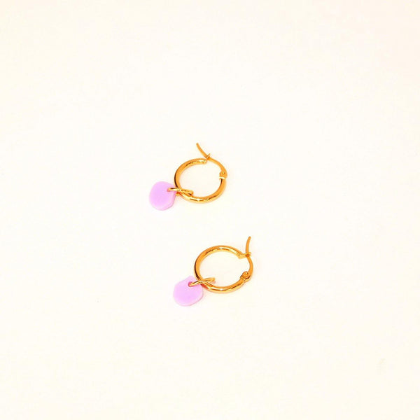 Aretes ~ Assorted Hoops.