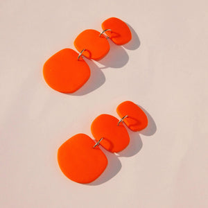 bamba-bamba,ROSA DANGLES ~ ORANGE ~ PRE ORDER,Bamba Bamba Collective,DANGLES