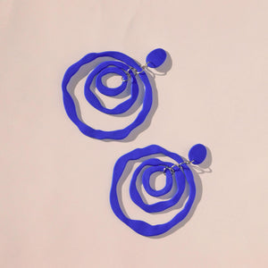 bamba-bamba,ANTONIA DANGLES ~ ELECTRIC BLUE ~ PRE ORDER,Bamba Bamba Collective,XXL DANGLES