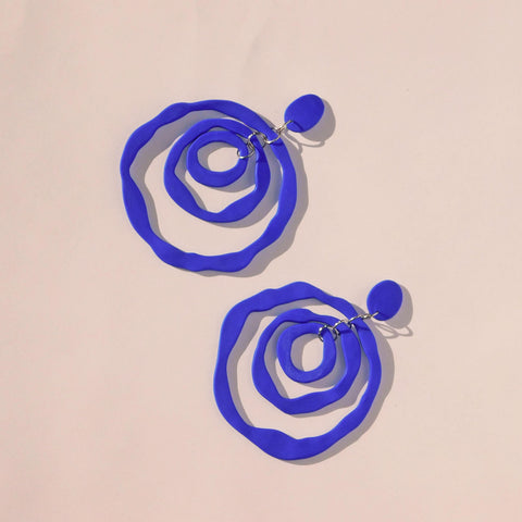 ANTONIA DANGLES ~ ELECTRIC BLUE ~ PRE ORDER