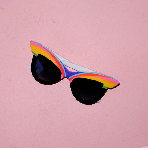 RAINBOWS & UNICORNS SUNNIES